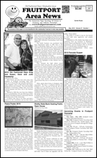 Fruitport Area News - May 2019 issue - page 1
